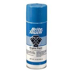 Brite Touch Engine Paint G.M. Blue 10 oz. Aerosol DUPBT27