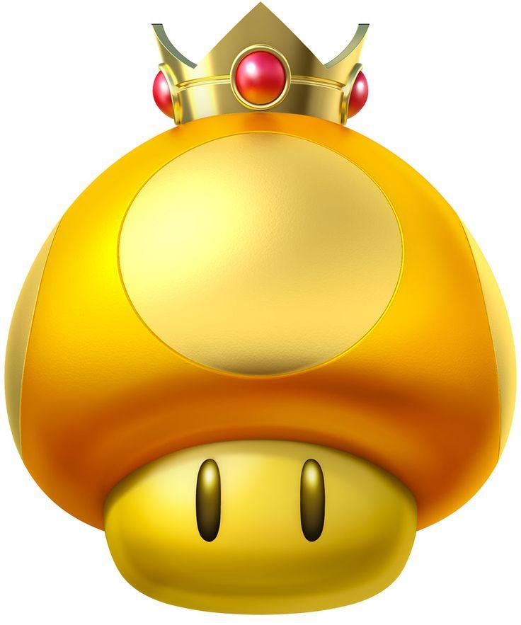 Golden Mushroom | Mario Kart 8