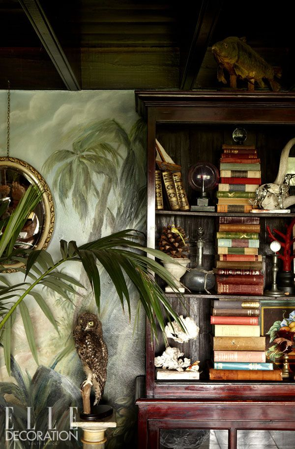 Overberg farmhousefeatured in Elle Deco 2011 Spring IssueElle Decoration South Africa