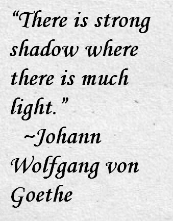 Wolfgang von Goethe Quote About Overcoming Obstacles