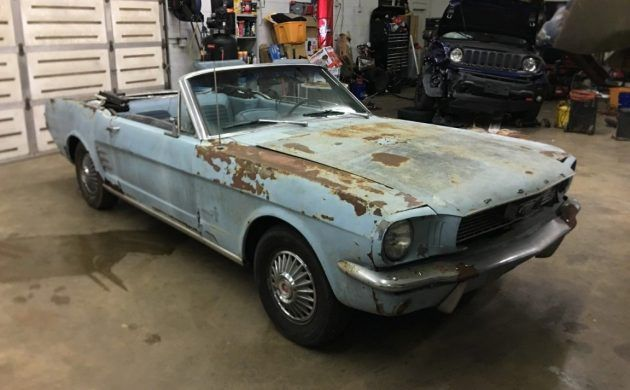Pony Project 1966 Ford Mustang Convertible Ford Mustang Convertible 1966 Ford Mustang Mustang