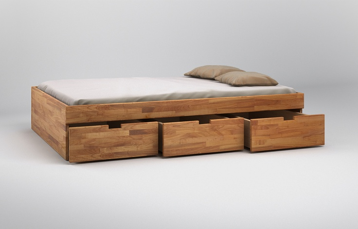 underbed storage Möbel nach maß, Online möbel, Bett mit