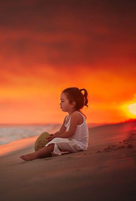 Seaside solitude by Lilia Alvarado Photography