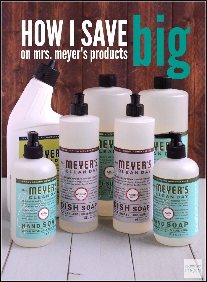 You know how to save big on Mrs Meyers Products? Sign up for ePantry and save 25% vs retail on eco-friendly products, PLUS get a FREE Mrs. Meyers Hand Soap, FREE $10 free credit and FREE shipping immediately.
