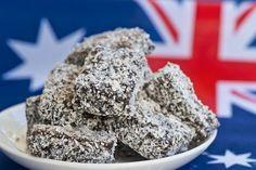 Australischer Schwammkuchen