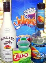 Island Fever Jello Shots Recipe