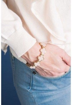 Type 1 Bumblebee Pink Bracelet