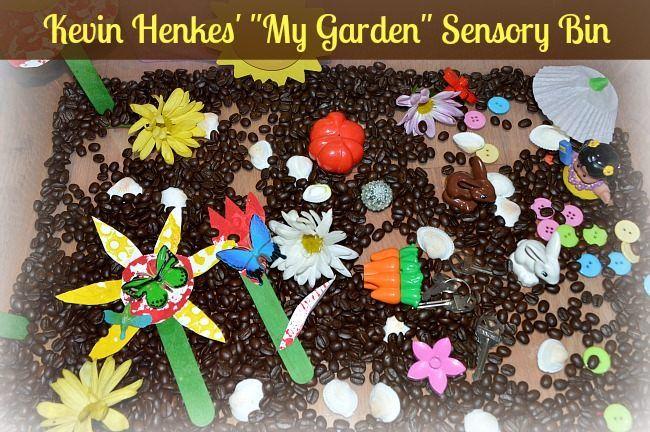 Sensory activities for kids my garden sensory bin kids play box children 39 s services for Garden activities for toddlers