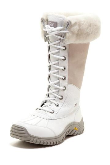adirondack ugg boots white
