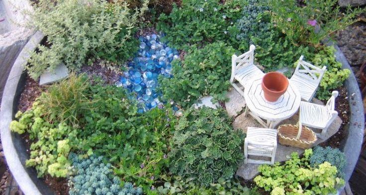 23 Fascinating Mini Fairy Garden Ideas
