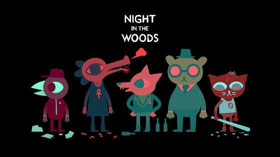 Night in the Woods Gratuit Télécharger Jeux PC Complet