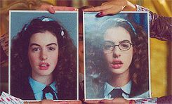 """I got Mia Thermopolis from the Princess Diaries. <3 """"SHUT. UP. You might occasionally feel a little out of place, but the truth is you've had the heart and courage to shine all along, with or without a makeover. This one just might help you find your groove a little faster."""" Which Classic Movie Makeover Would You Get?"""