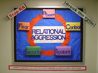 Elementary Counseling Blog: Relational Aggression