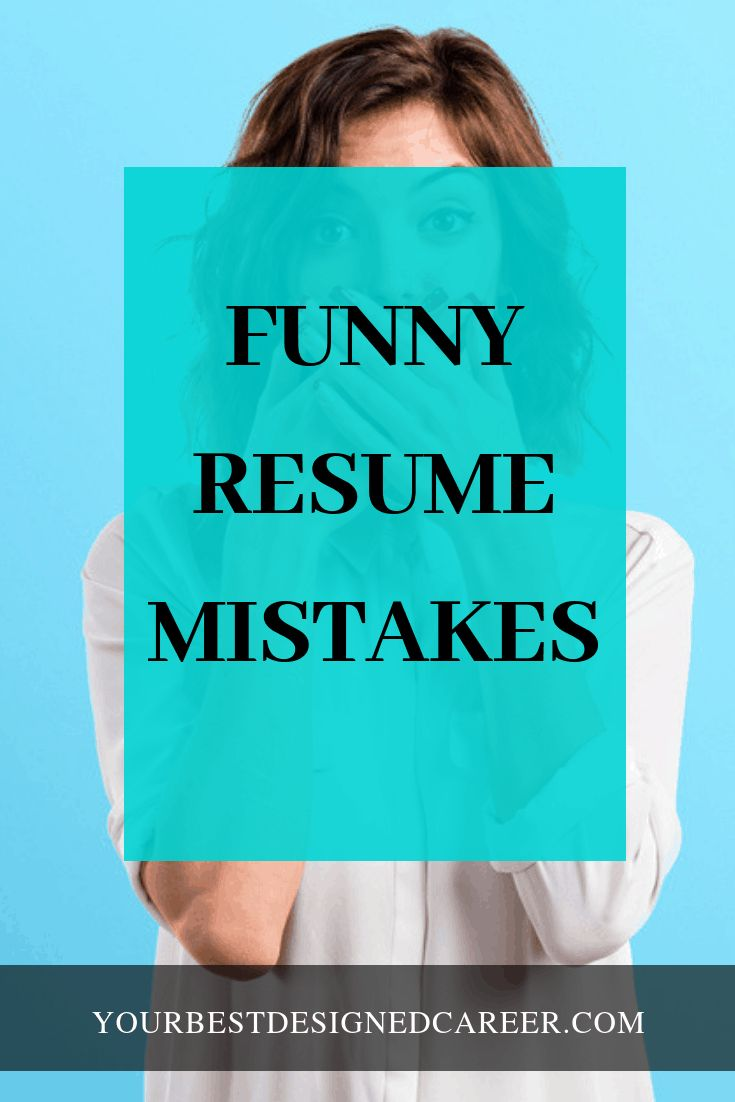Bad resume examples plus funny resume mistakes resume