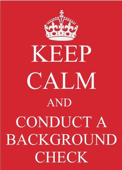 Keep Calm and Conduct a Background Check-EmployeeScreenIQ
