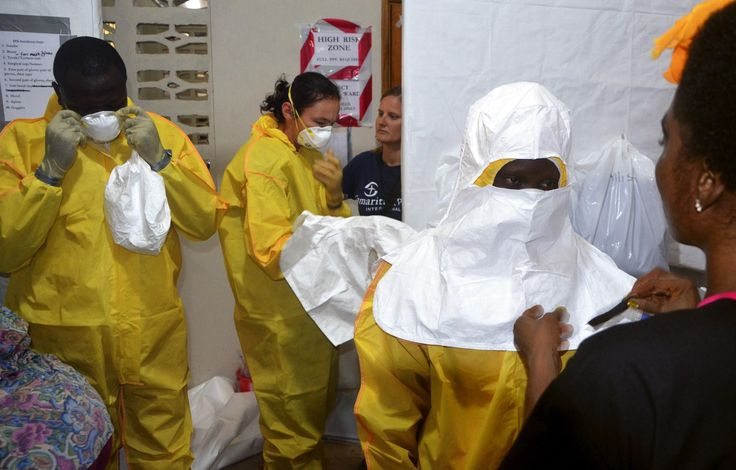 Ebola Travel Advisory Issued by CDC #how #to #find #cheap #airfare http://travels.remmont.com/ebola-travel-advisory-issued-by-cdc-how-to-find-cheap-airfare/  #cdc travel # The CDC Says You Shouldn t Fly to Countries Hardest Hit by Ebola Outbreak Zoom Dosso—AFP/Getty Images Staff of the Christian charity Samaritan's Purse putting on protective gear in the ELWA Hospital in Monrovia, Liberia, on July... Read moreThe post Ebola Travel Advisory Issued by CDC #how #to #find #cheap #airfare…