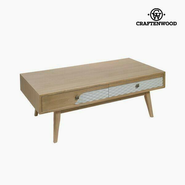 Table Basse Mdf 120 X 60 X 40 Cm De Craftenwood Basse Cm