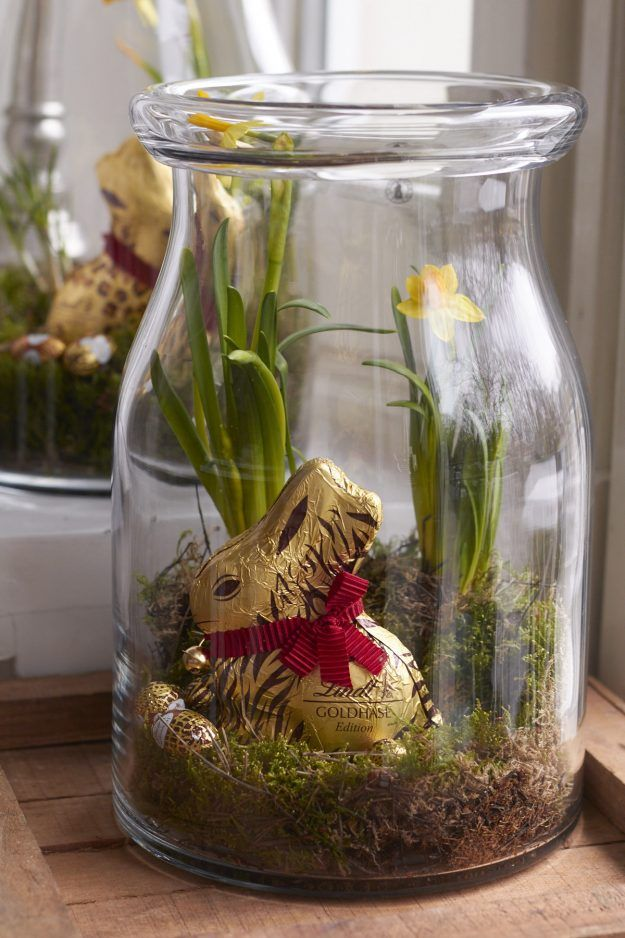 Statt Blumen gibt es dieses Jahr zu Ostern eine kleine schokoladige Überraschung für die Mutter, Schwester und Freundin   tastesheriff