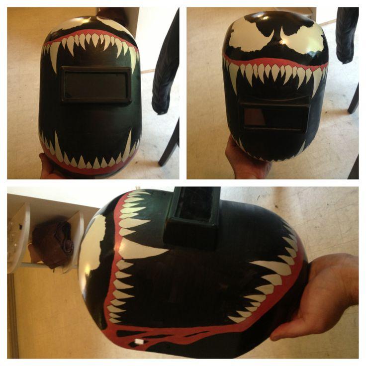 Welding Hood Venom