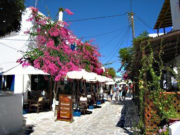 Antiparos street