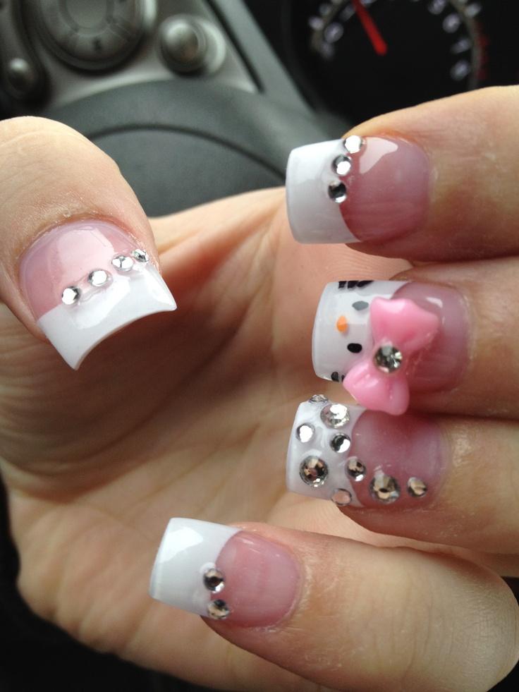 My Hello Kitty Nails Makeup Hair Nails