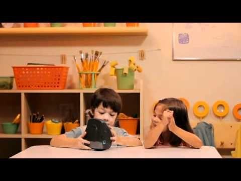 Comercial Itaú - crianças e a evolução tecnológica