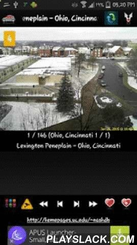 Cameras Ohio - Traffic Cams Android App - playslack.com , ★ Cameras Ohio - Traffic cams is free application that allow you to watch traffic cameras from Ohio.★ Application contains more than 200 cameras (live images, webcams, CCTV)!★ Traffic cameras for Cincinnati, Cleveland, Columbus, Dayton, Toledo and more!Cameras are mostly traffic but we have other types of cameras as well.You can search for a group, or for camera inside selected group.✔ App have widgets for cameras, so you can pl...