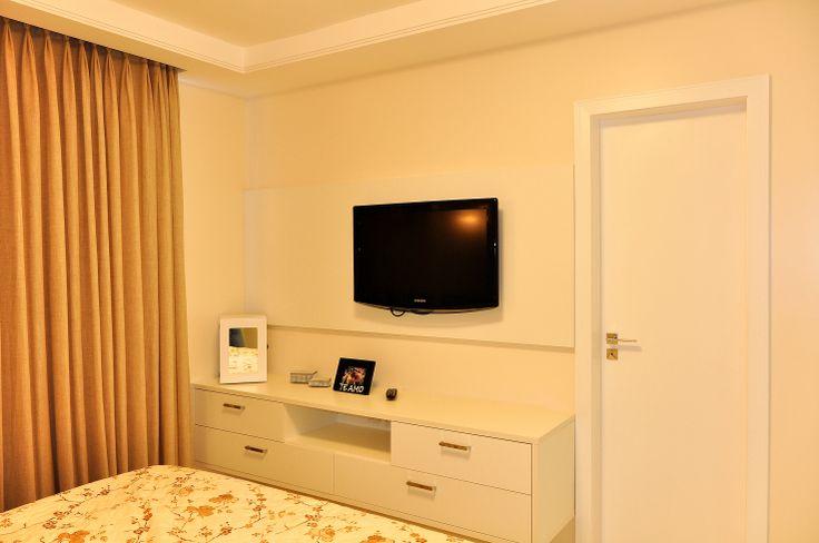 painel para tv quarto casal Pesquisa Google Decoração  ~ Quarto Pequeno Tv
