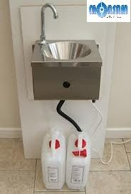 portable hand washing sink