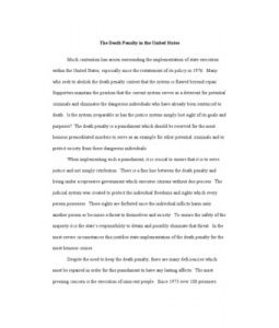 best death penalty essay ideas defeat the the death penalty in the united states college 5 pages
