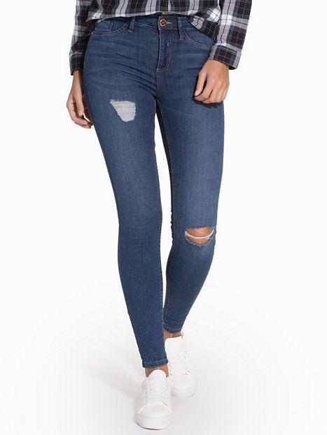 M Oasis Jeans - River Island - Denim - Jeans - Klær - Kvinne - Nelly.com