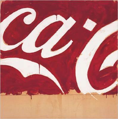 Mario Schifano - Coca