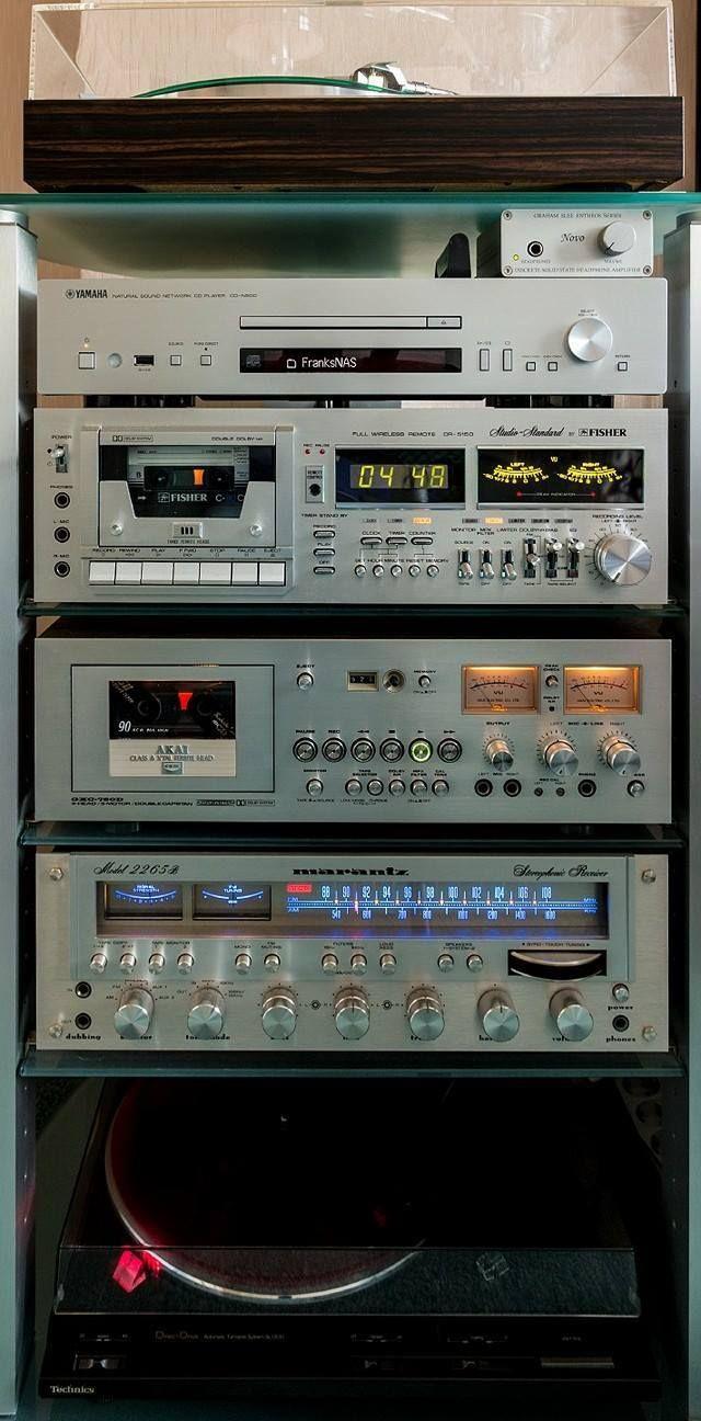 Jazz, Hi-Fi, & Everything Nice! — Vintage audio
