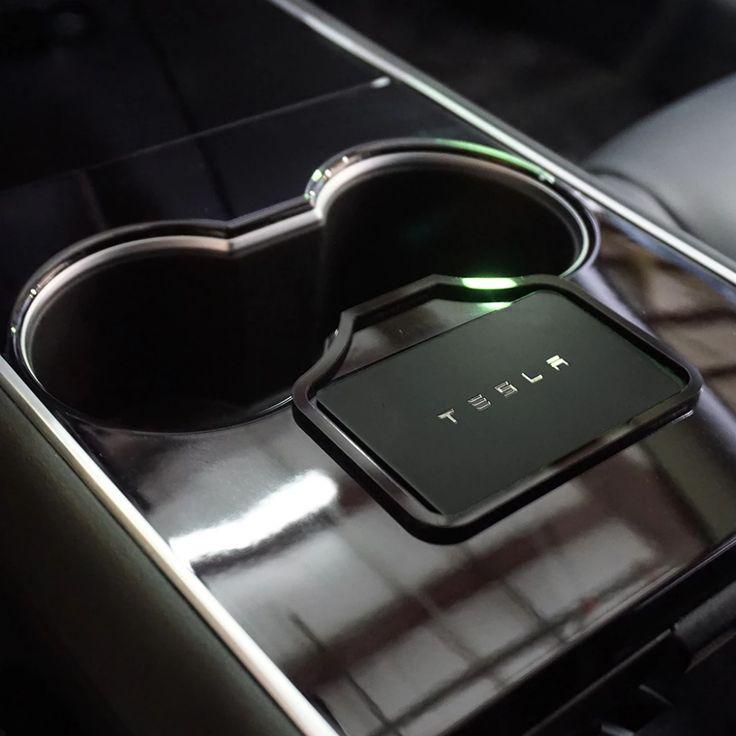 Cardrails key card holder for tesla model 3 and model y