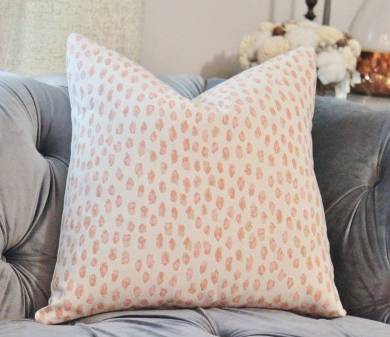 pink pillow cover outdoor pillow cover peach pink animal pillow covers designer decorative