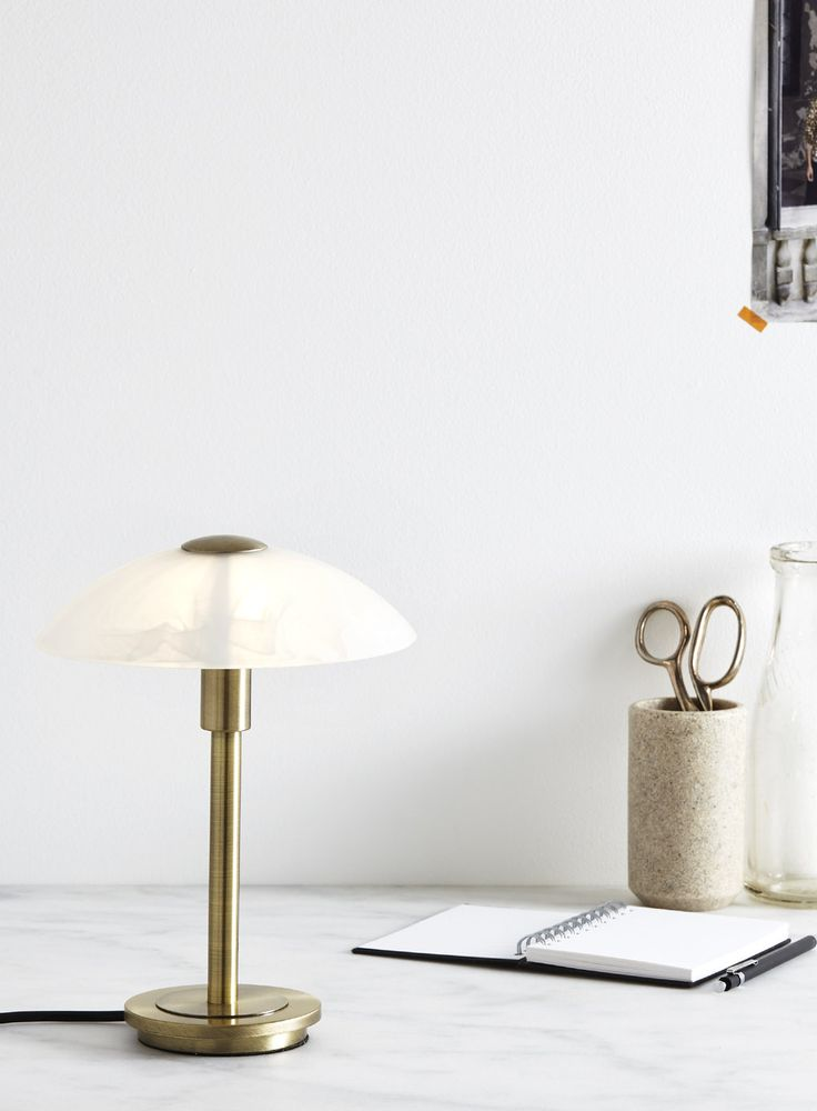Archie Touch Lamp - Table Lamps - Home, Lighting & Furniture - BHS