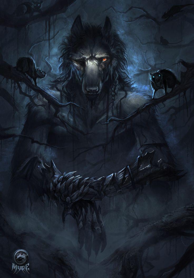 стразами картинки волки фэнтези в шляпе десять лет