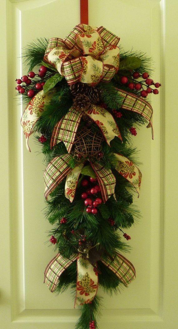 65 Christmas Swag Decorations Christmas Swags Christmas Wreaths Christmas