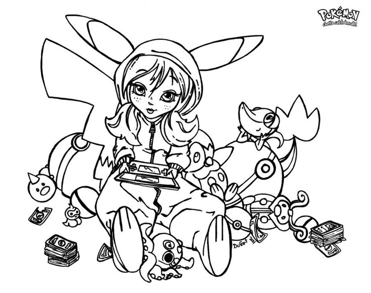 fliss coloring pages - photo#7