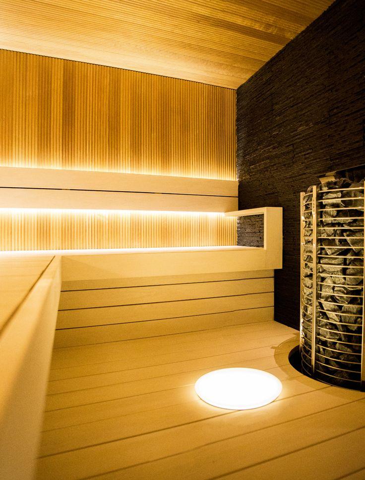 1149 best Sauna images on Pinterest Sauna ideas, Bathrooms and - sauna designs zu hause