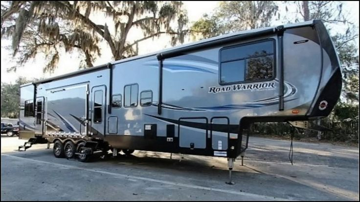 5th Wheel toy Haulers for Sale