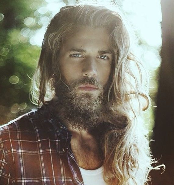 BEN What is it about him? The beard The long hair The eyes The soulful look