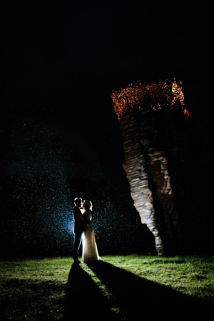 Wedding at Yorkshire Sculpture Park. Photo © Lee Allen