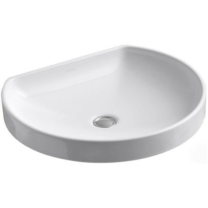 Watercove Wading Pool Drop-In Bathroom Sink