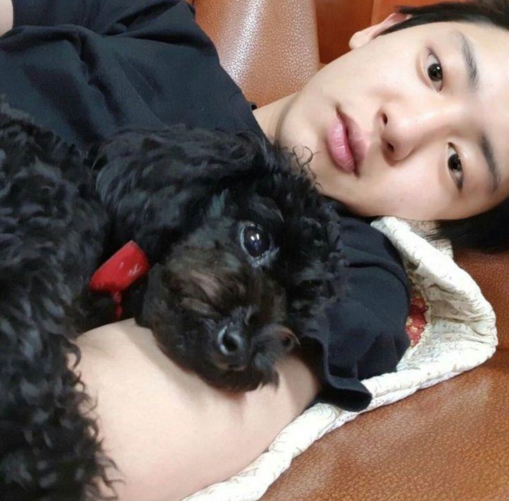 exo Chanyeol and tobenn
