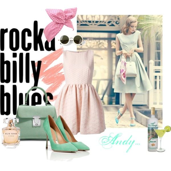 """""""rockabilly rules.."""" by andyts on Polyvore"""