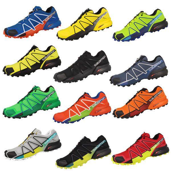 Salomon Speedcross 4 Men Herren Trail Running Schuhe