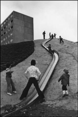 NEWCASTLE UPON TYNE, England—1977. © Martine Franck / Magnum Photos