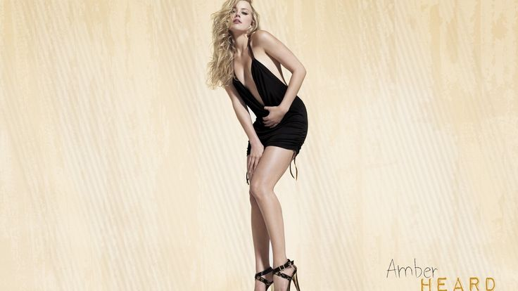 Celebridades Amber Heard  Fondo de Pantalla