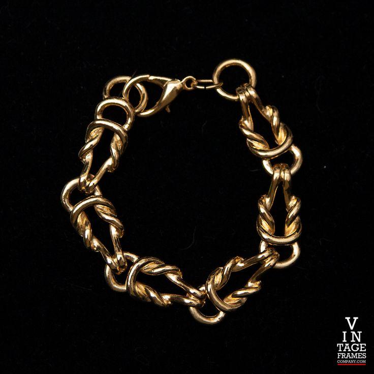 Vintage Gucci GC018 Bracelet